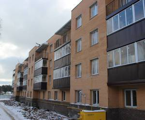 Строительство ЖК «Токсово-Короткий»