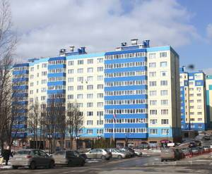Жилой комплекс «Колтуши 5+» (09.04.2013)