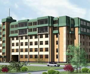 ЖК «Красное Село» - план фасада