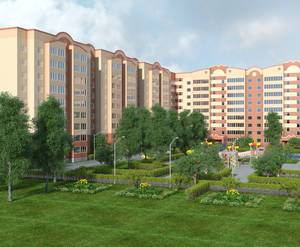 ЖК «Дом на Московской»