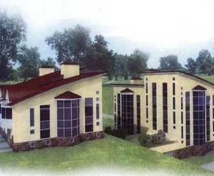 ЖК «Дом на склоне»