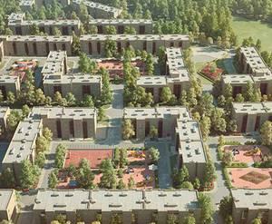 ЖК «Нахабино сквер»: визуализация