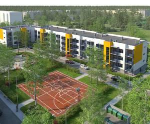 ЖК «Финские кварталы»: визуализация