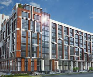 МФК «TriBeCa Apartments»: визуализация