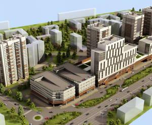 ЖК «126 квартал»: визуализация