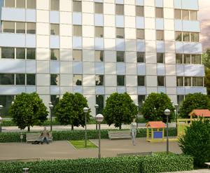 ЖК «Бабушкин Парк»: визуализация