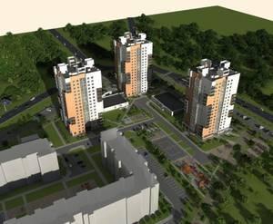 ЖК «Солнечный город» (Ленинградский район)