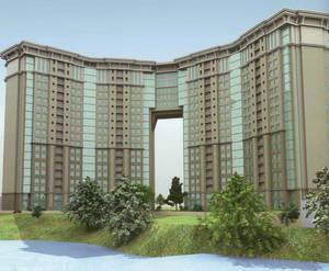 МФК «Astrum residence»: визуализация