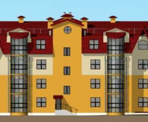 ЖК «Квартал в Лесном»: визуализация