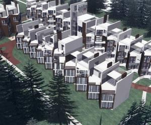 ЖК «Кратово Village»: визуализация