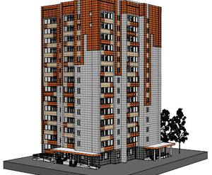 ЖК «Дом на улице Декабристов»: визуализация