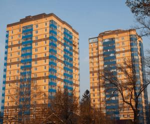 ЖК «Гвардейский» (ноябрь 2014)