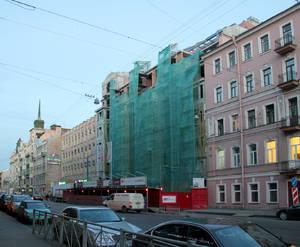 ЖК «Дом на Дворянской» (11.10.2014)