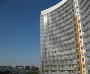 ЖК «Аврора» (сентябрь 2014)