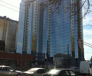 Строительство ЖК «Современник» (апрель 2014)