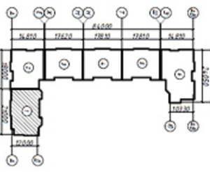 ЖК «Дом в пос.Тельмана, поз. 23В» (Схема)