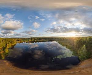 КП «Сосновские озера-1»