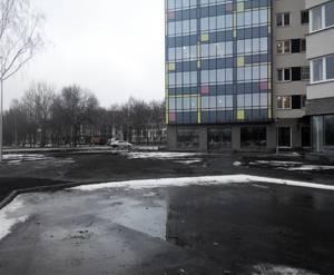 ЖК «Крутой берег» (07.12.2014)