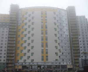 ЖК «Антей», корпус 10 (декабрь 2014)