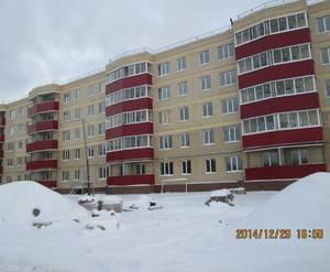 ЖК «Дом в пос.Тельмана, поз. 23В» (декабрь 2014)