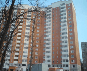 ЖК «на улице Барамзиной»