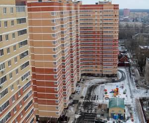 ЖК на улице Новосёлки