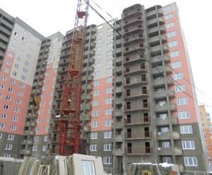 Строительство нового корпуса ЖК «Красная горка»