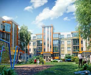 МЖК «Аккорд. Smart-квартал»: визуализация