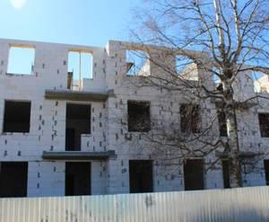 Строительство «Дома на улице Чекалова»