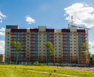 ЖК «Новый квартал»: общий вид (25.05.2015)