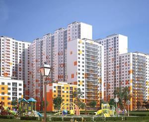 ЖК «Мегаполис»: визуализация