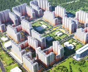 ЖК «Мегаполис»