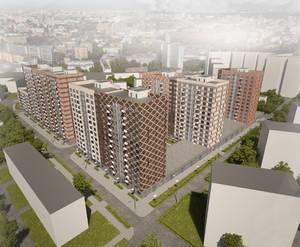 ЖК «Мой адрес на Симоновском»: визуализация