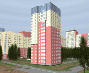 ЖК «Центральный» (Щелково): визуализация