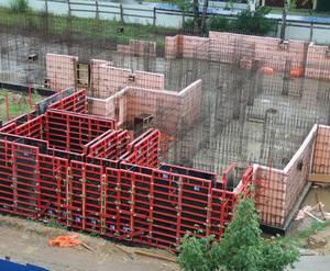 ЖК «Сильвия»: ход строительства (июль 2015)
