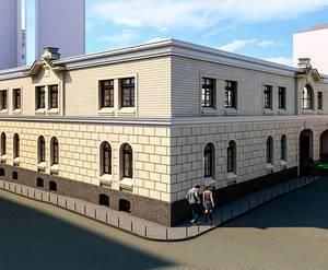 «Клубный дом Depre»: визуализация