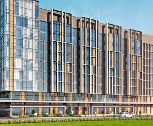 МФК «Янтарь apartments»: визуализация