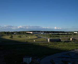 ЖК на Шафировском проспекте: площадка до начала строительства