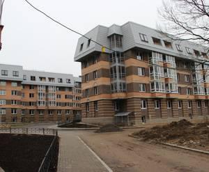 Жилой комплекс «Северный простор» I очередь (апрель 2015)