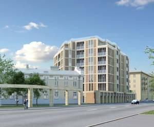 ЖК «Дом на улице Чапаева»