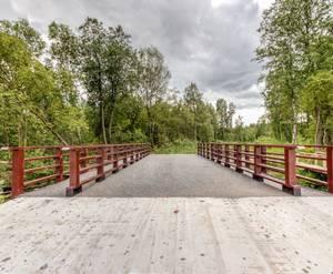 КП «Приветное» (мост, 20.07.15)