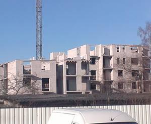 ЖК «Янтарный дом 2»: ход строительства от 14.03.2016