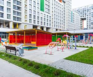 ЖК «Акварели»: детская площадка