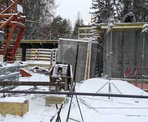 ЖК «Легенда Светлогорска»: ход строительства (январь 2016)