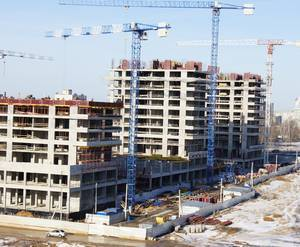 ЖК «Циолковский»: ход строительства