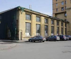Место строительства ЖК на ул. Мичуринская, 1