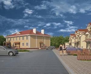 МЖК «на улице Огородной»
