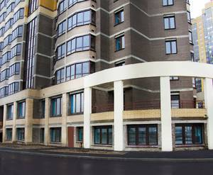 ЖК «Бумеранг» (фасад)