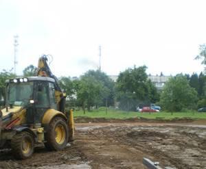 ЖК «Смирновка»: строительная площадка комплекса