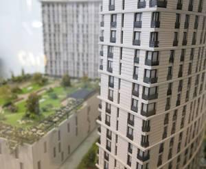 ЖК «Астана»: визуализация